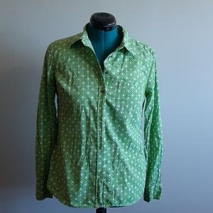 3/$12 GUC button up blouse sz m (S125)